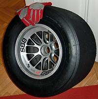 Verkauf Formel 1 Felgen Reifen Bbs Und Oz Rims Orig F1 Motoren