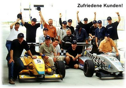Event Racing Schule Rennstrecken